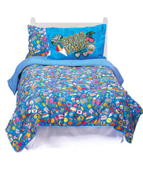 iScream Embroidered Patches XL Twin Comforter
