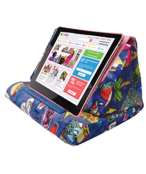 iScream Patches Tablet Pillow