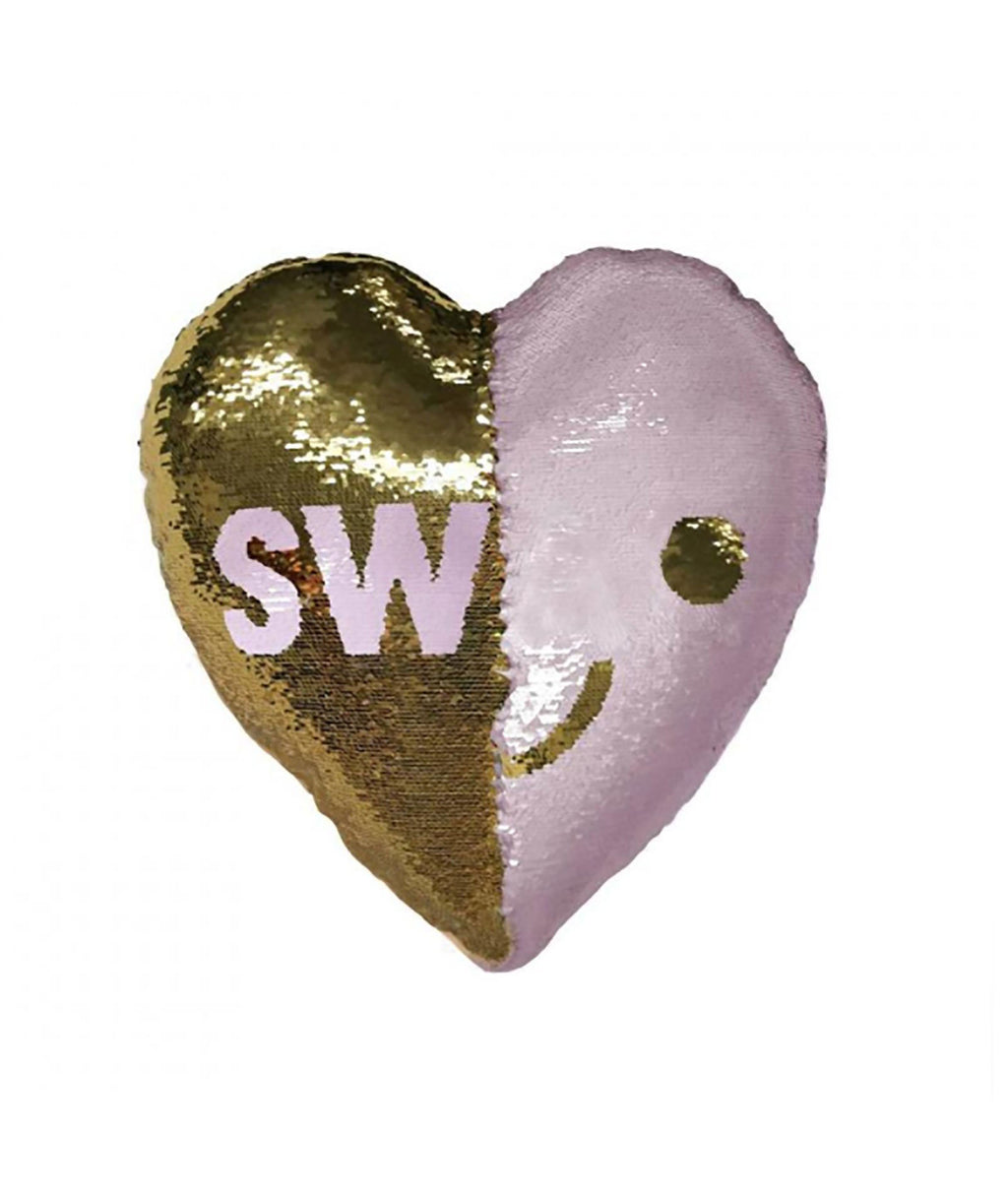 iScream SWAK Sequin Pillow