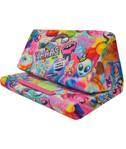 iScream Psychedelic Tablet Pillow