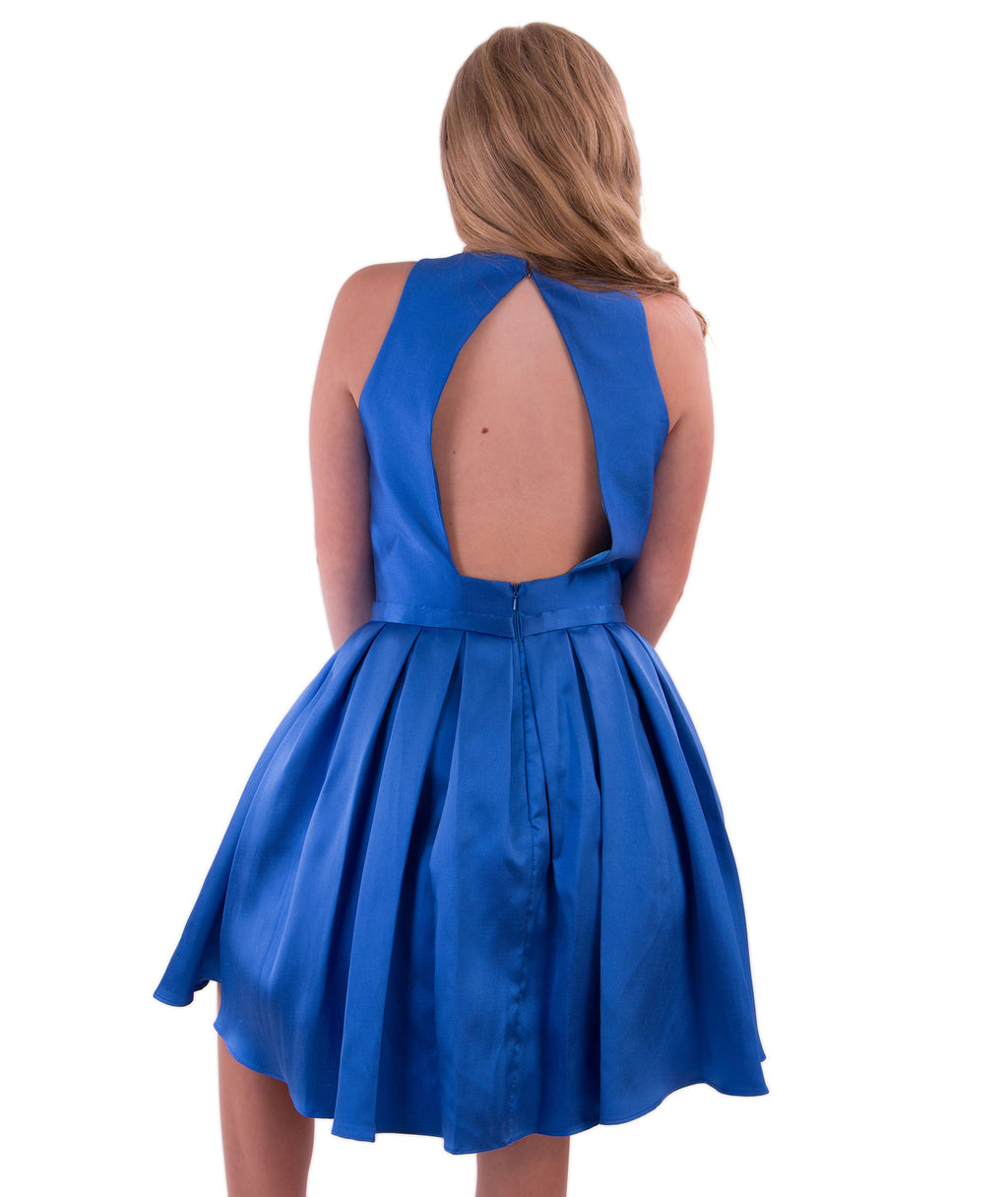 Jovani Womens Royal Blue Party Dress - Frankie's on the Park