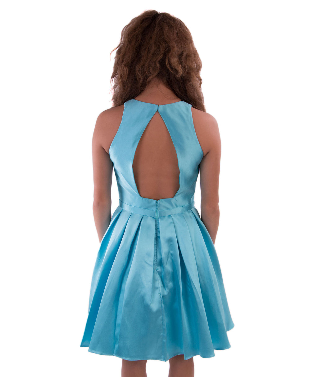Jovani Womens Turquoise Party Dress - Frankie's on the Park