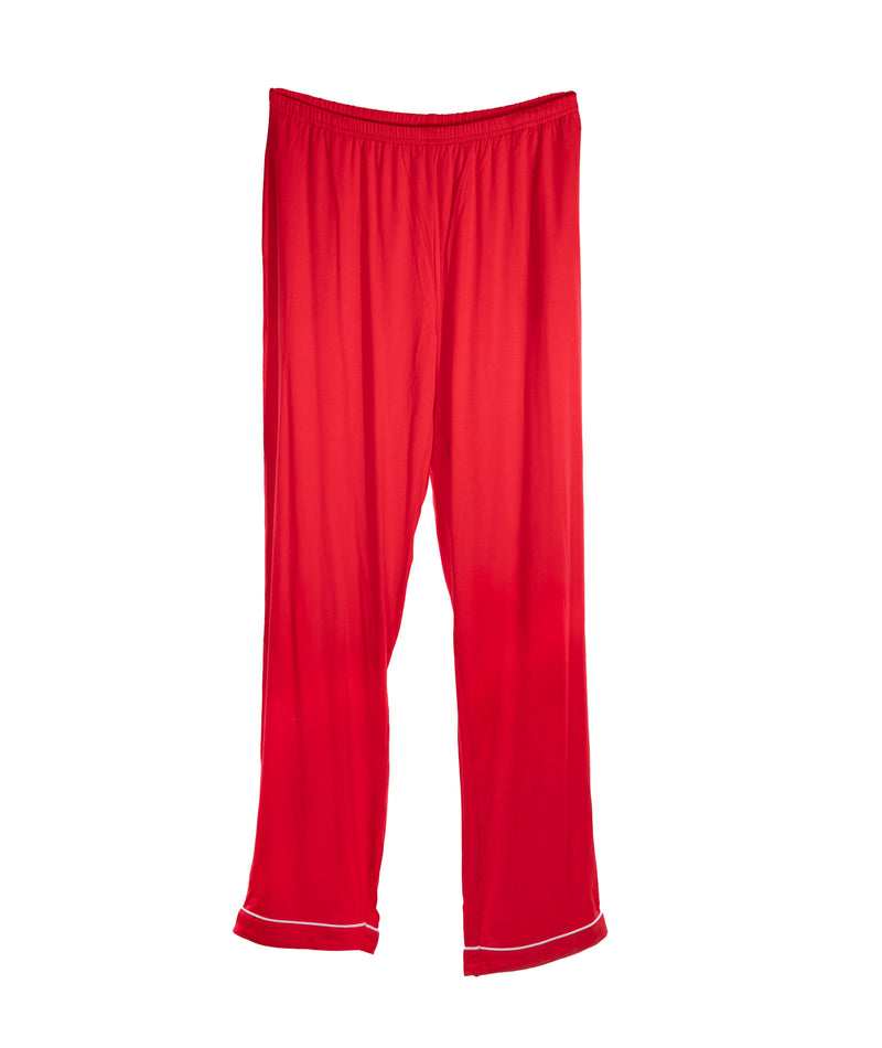 Katie NYC Girls Maia Red PJ Set