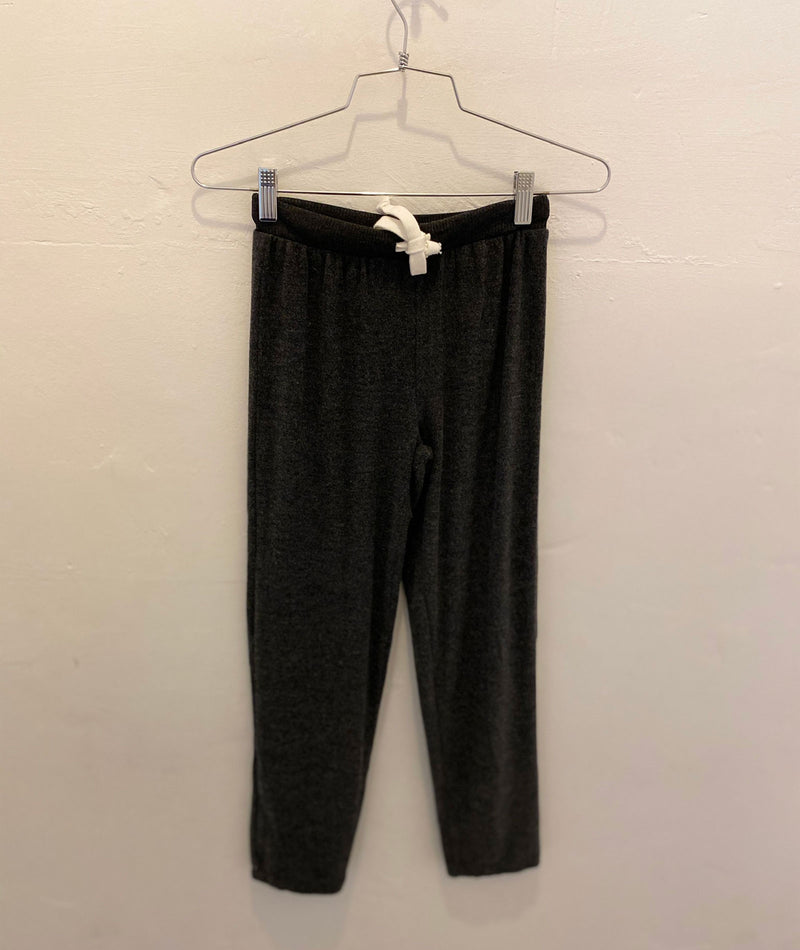 Katie J NYC Girls Charcoal Sweatpants