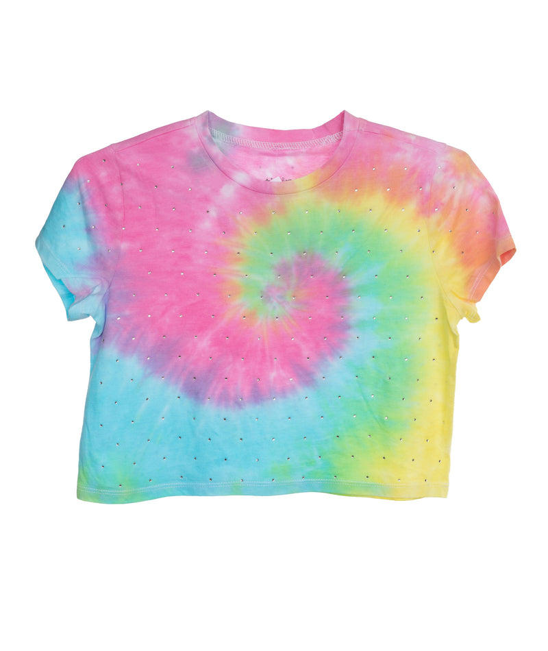 Firehouse Girls Monet Crop Tee