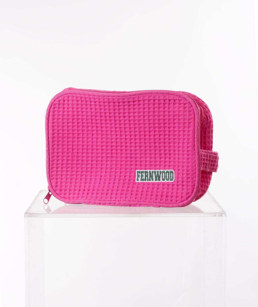 Like Wear Pink Fernwood Cosmetic Bag - FINAL SALE - Frankie's on the Park