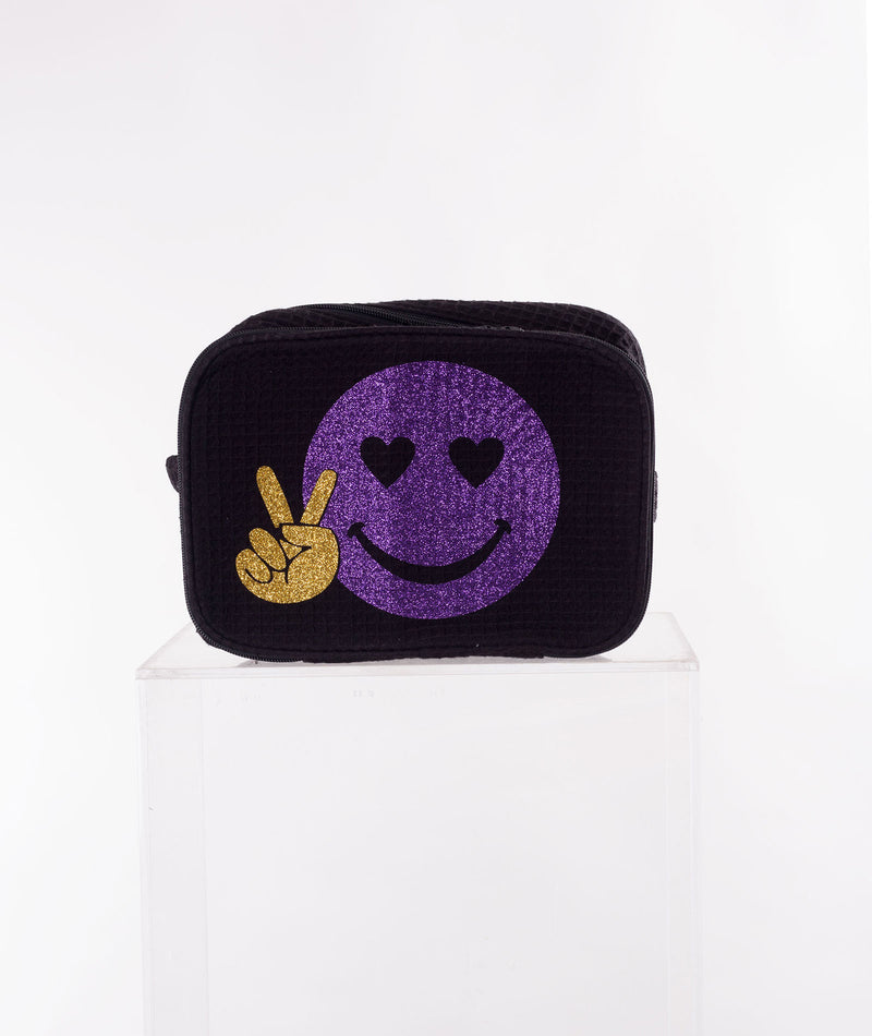 Like Wear Emoji Cosmetic Bag - Frankie's on the Park