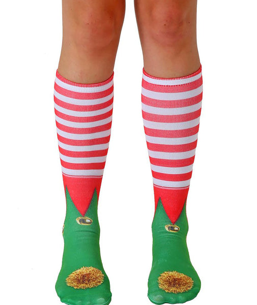 Living Royal Elf Shoes Knee High Socks
