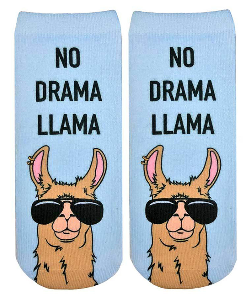 Living Royal No Drama Llama Socks