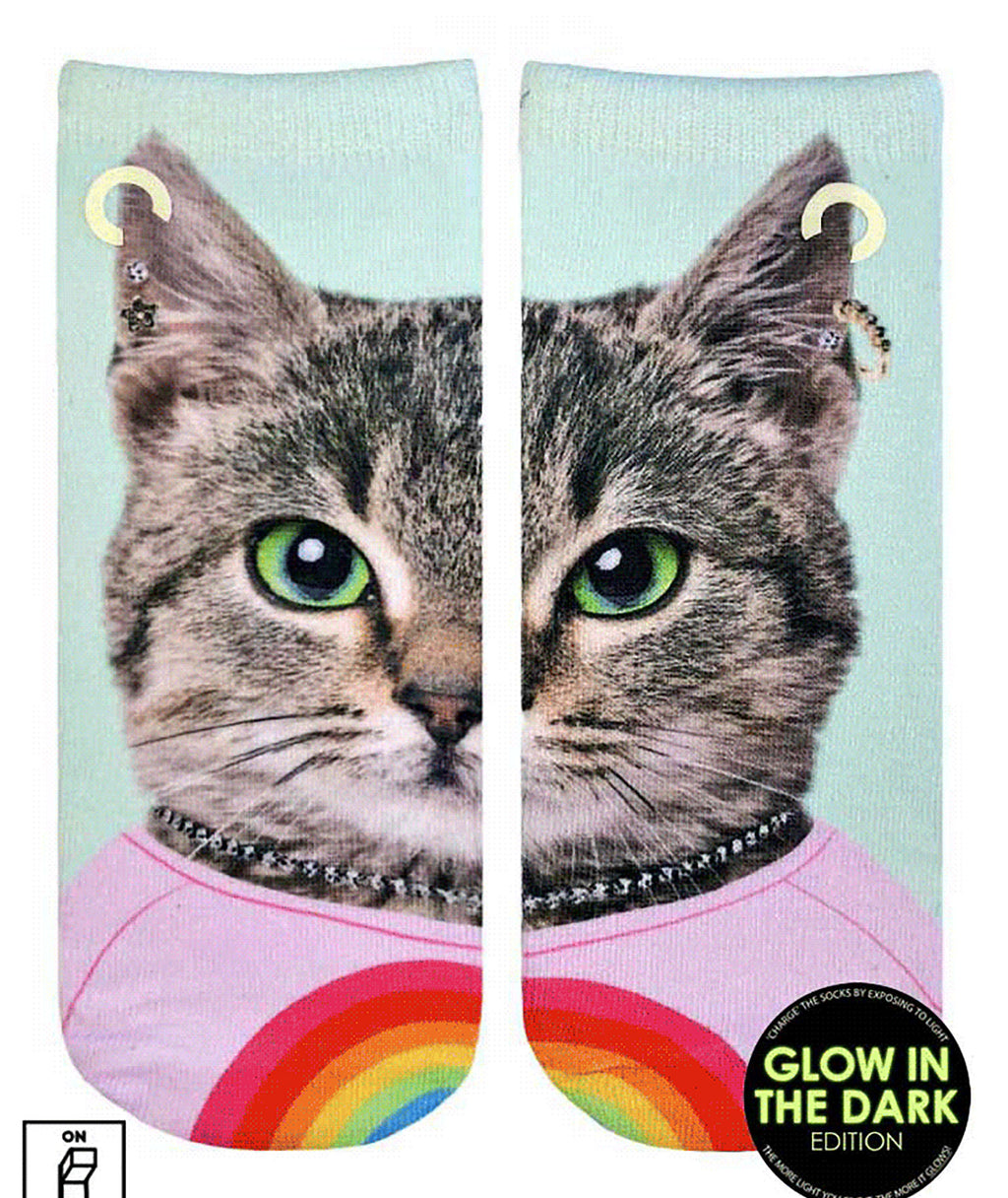 Living Royal Puuurfet Cat Socks