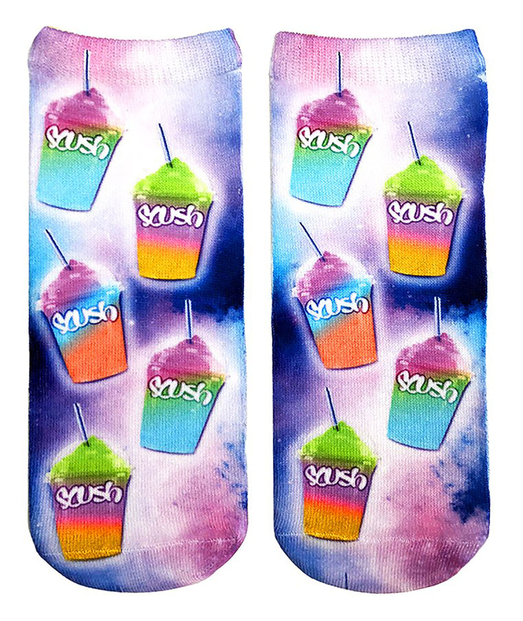 Living Royal Slushy Universe Socks