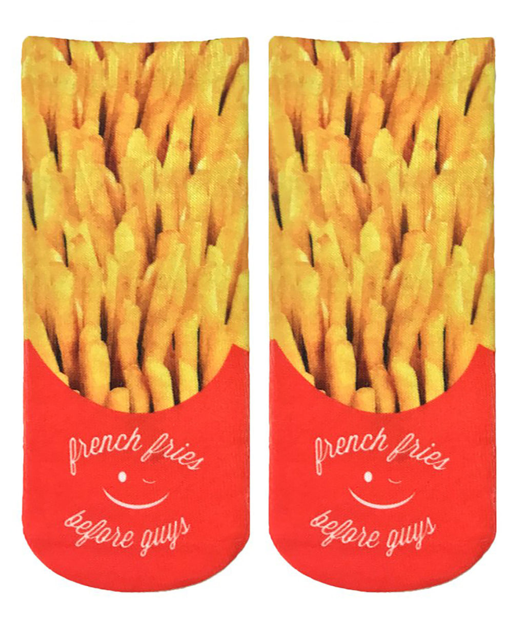 Living Royal Fries Before Guys Socks