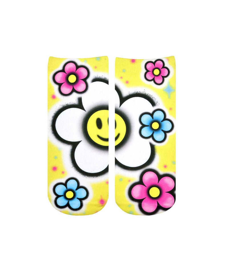 Living Royal Smiley Daisy Socks