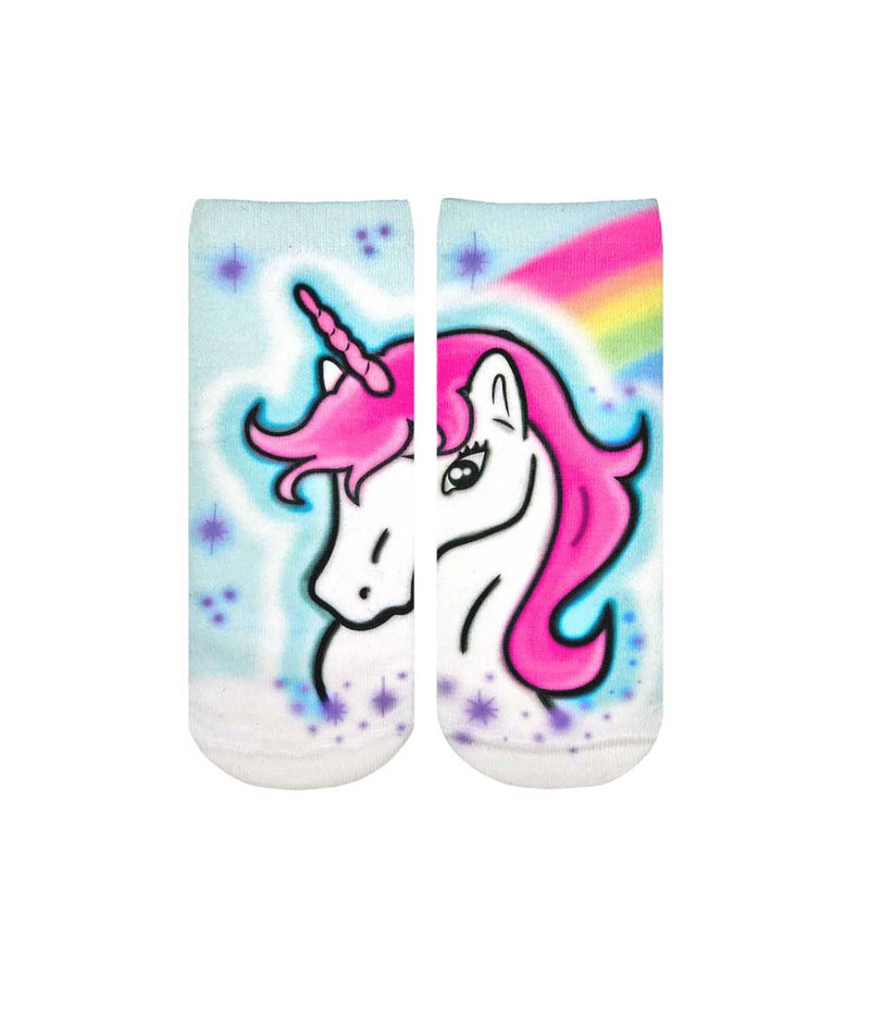 Living Royal Unicorn Dream Socks