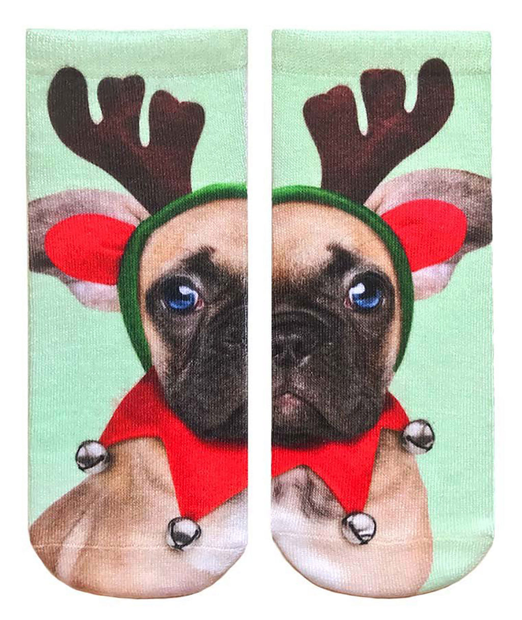 Living Royal Girls Elf Puppy Socks