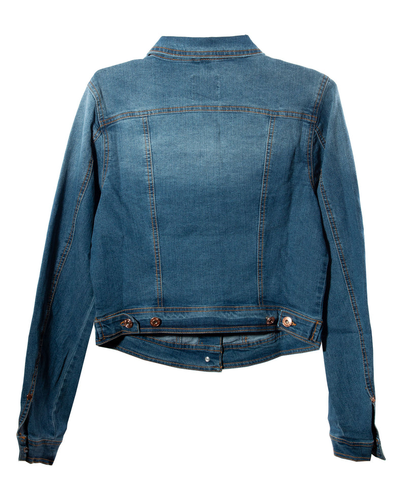 The Reese Denim Jacket Women