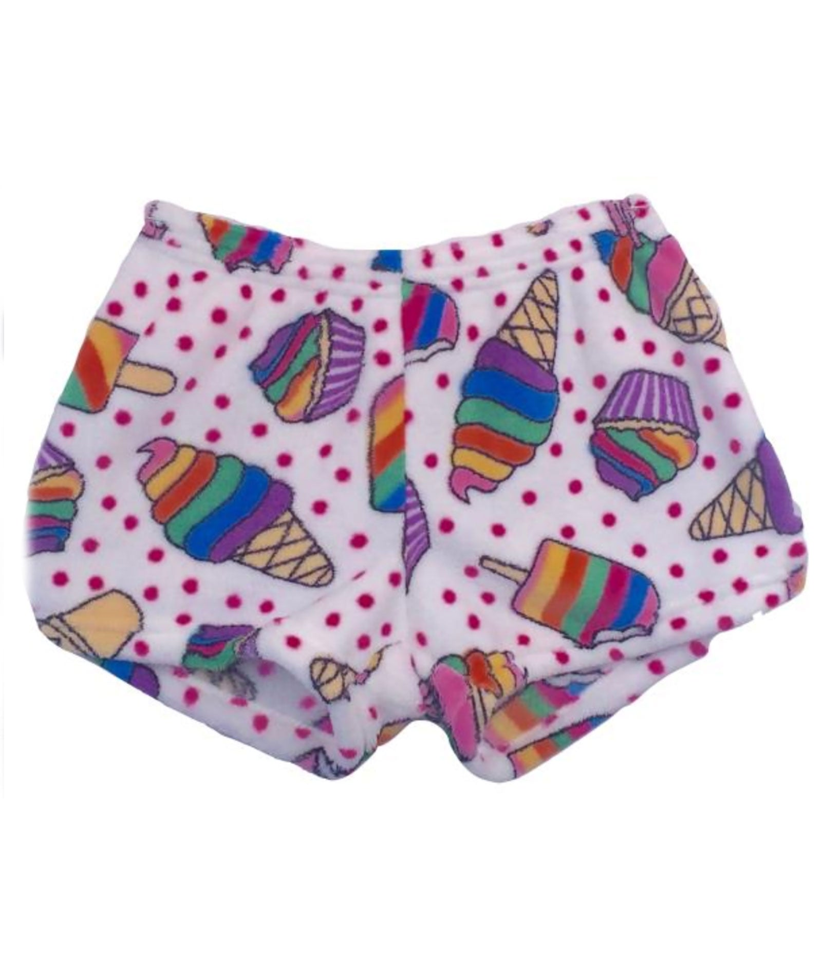 Made with Love and Kisses Girls Dessert Shorts - Frankie's on the Park