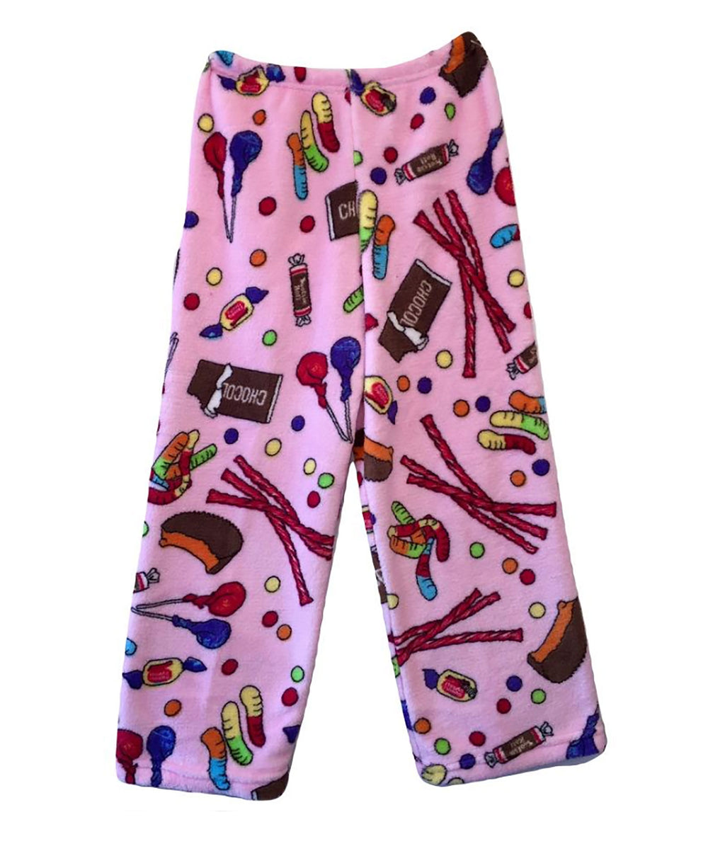 Made with Love and Kisses Candy Pink Pants