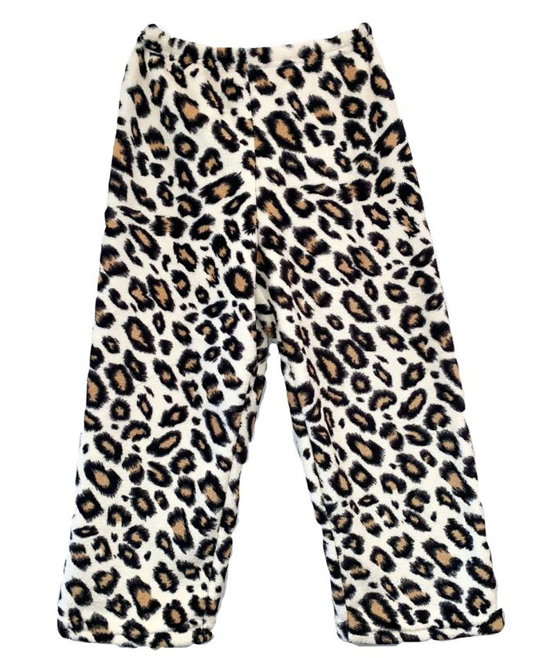 Made with Love and Kisses Leopard Pants