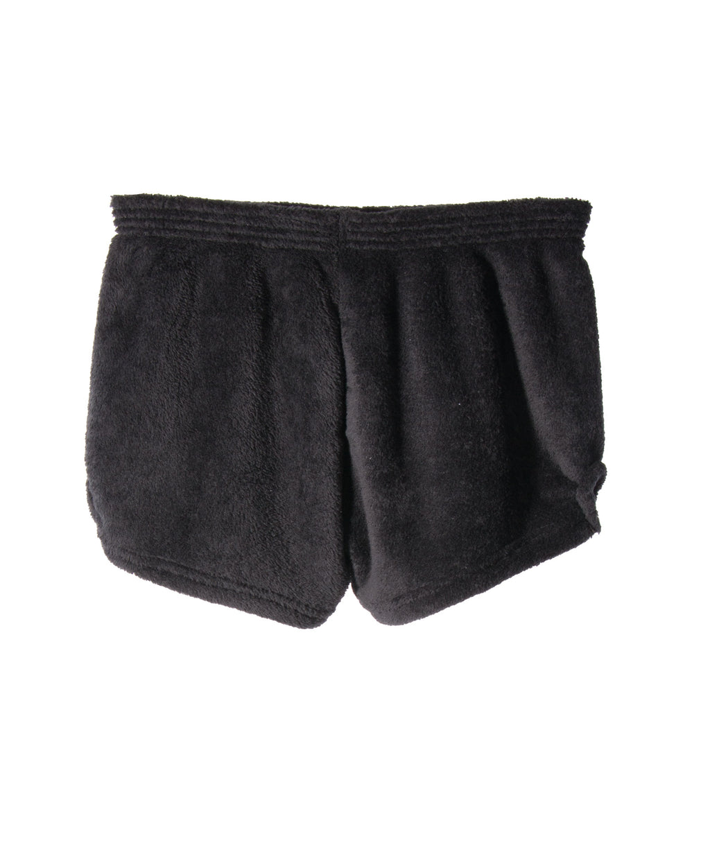 Made with Love and Kisses Girl Dance Black Shorts