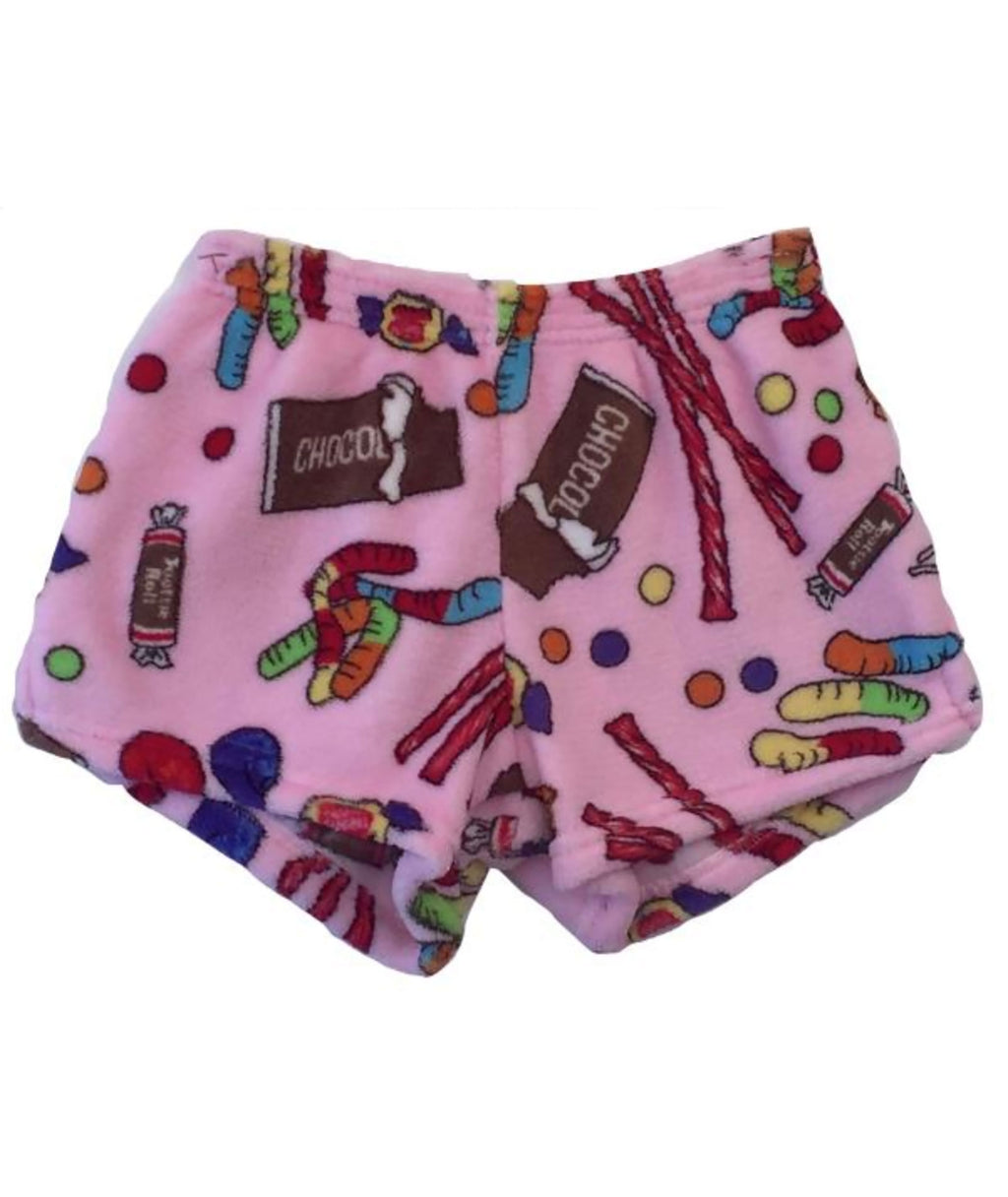 Made with Love and Kisses Girls Candy Shorts