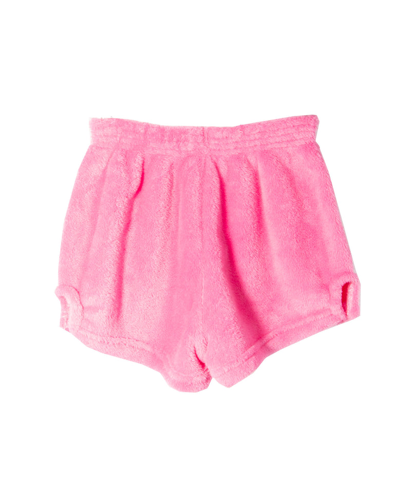 Made with Love and Kisses Girls Pink Shorts