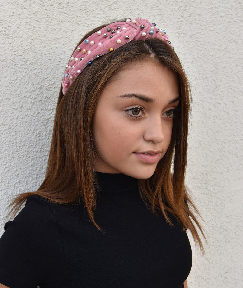 Maniere Assorted Beaded Headbands