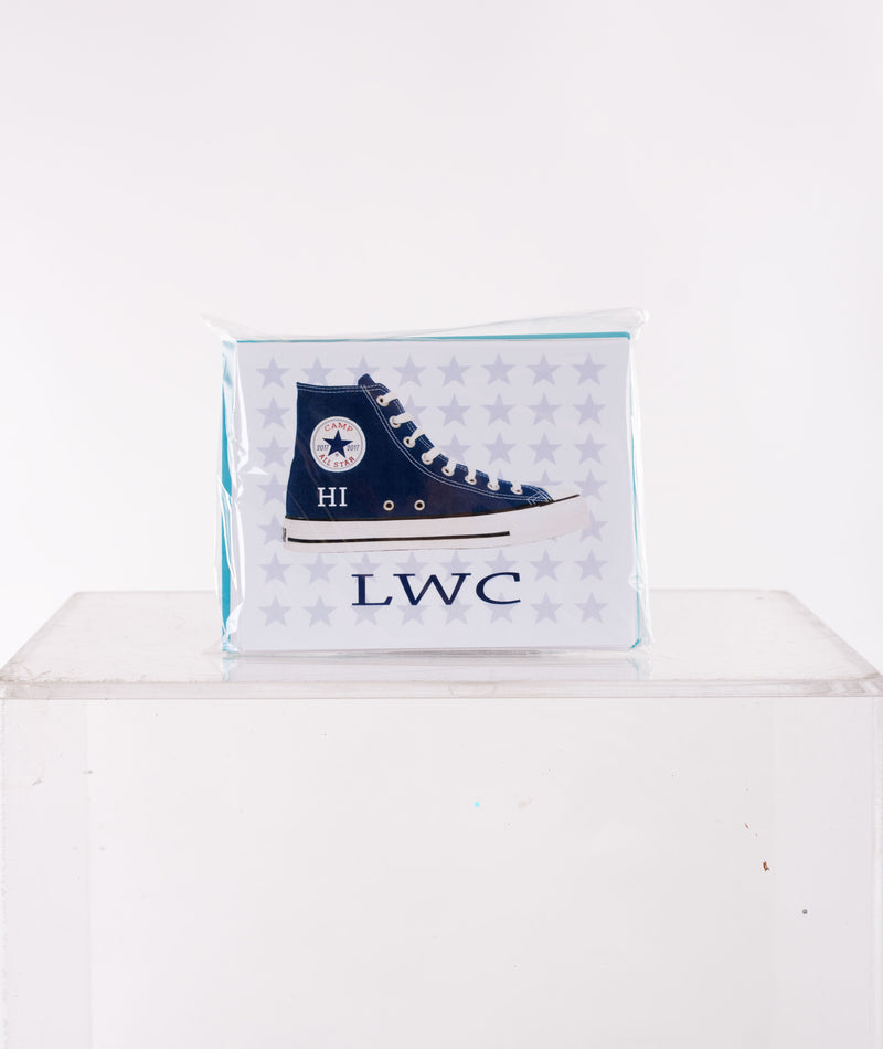 Pack of 10 Cards Converse - Frankie's on the Park