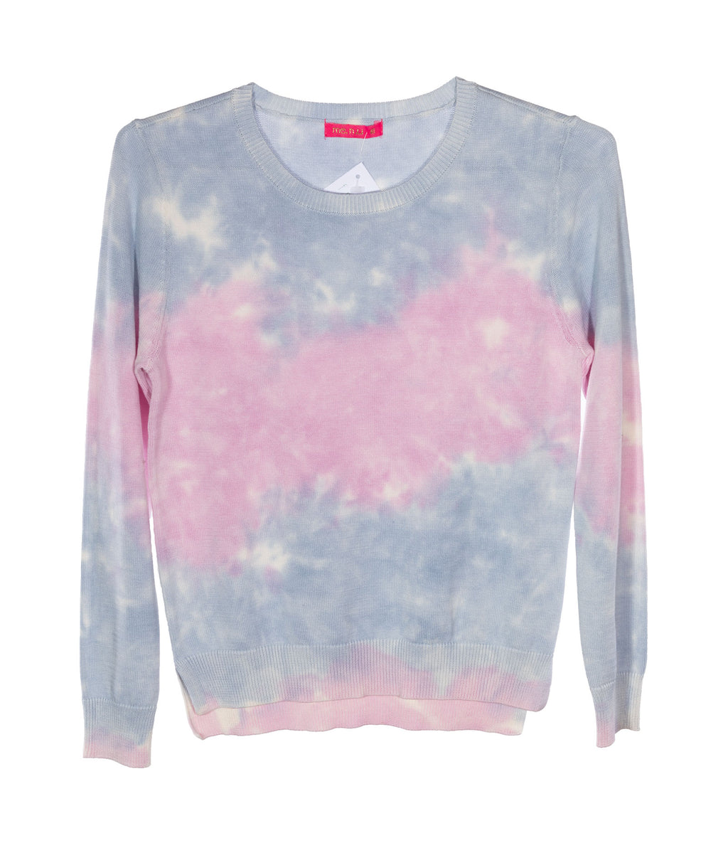 Me.n.u. Girls Tie Dye Sweater