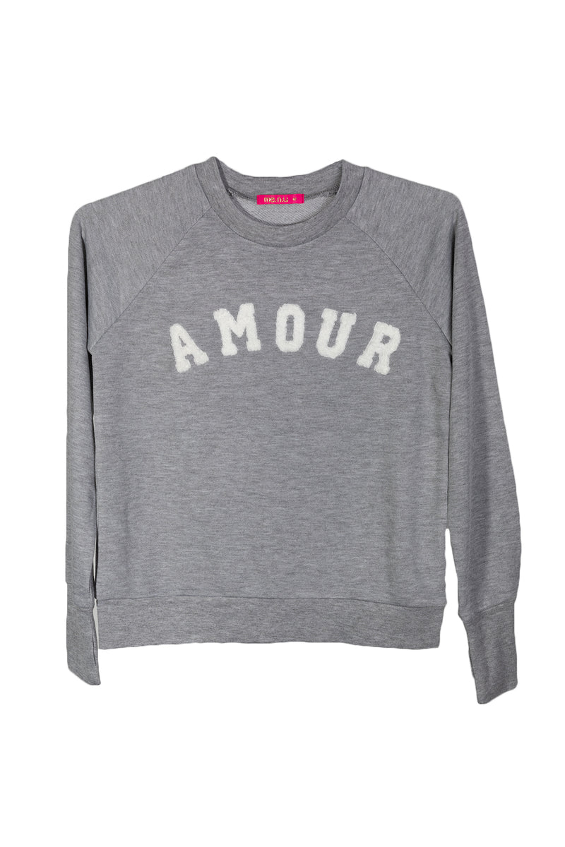 Me.n.u. Girls Amour Sweatshirt