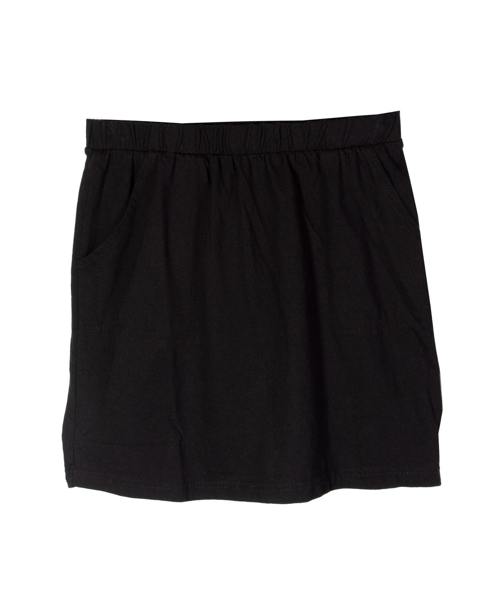 Black Licorice Skirt Women