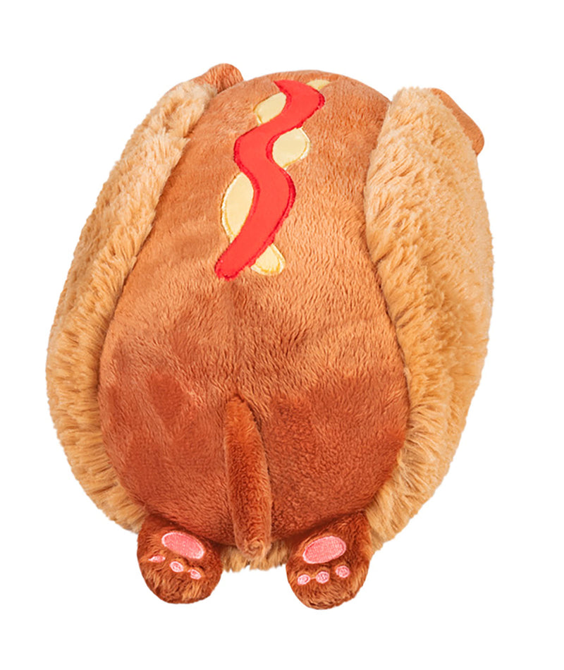 Squishable Mini Dachshund Hot Dog
