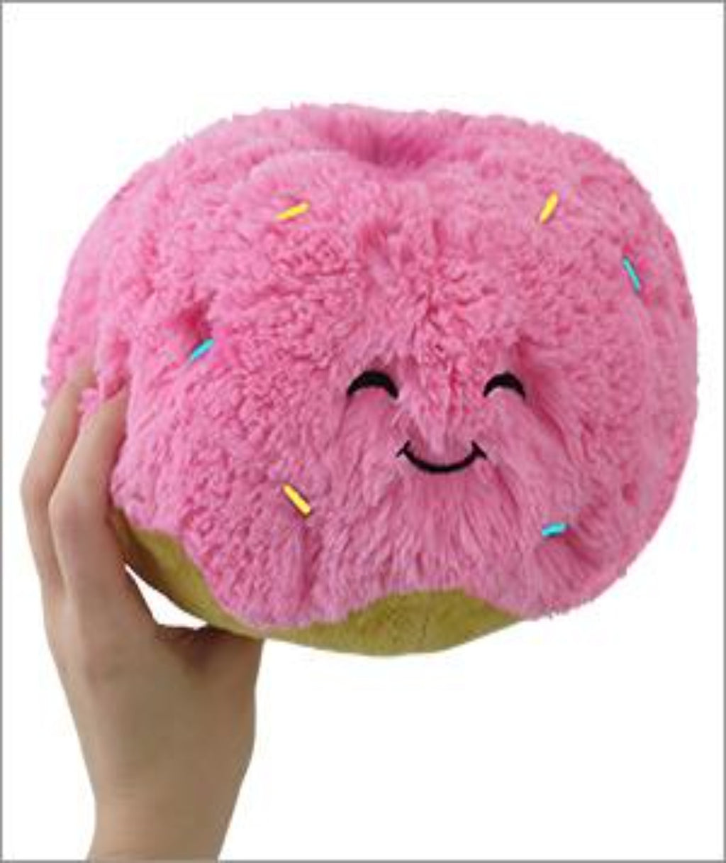 Squishable Mini Pink Donut
