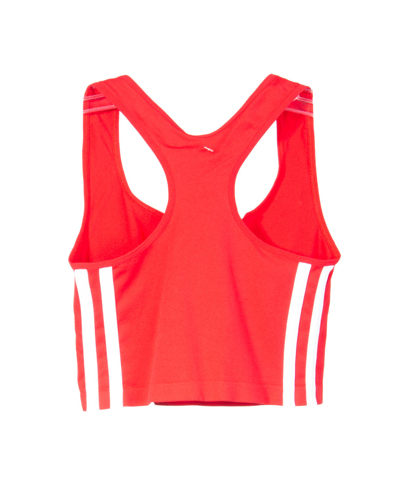 Malibu Sugar Girls Crop Stripe Tank
