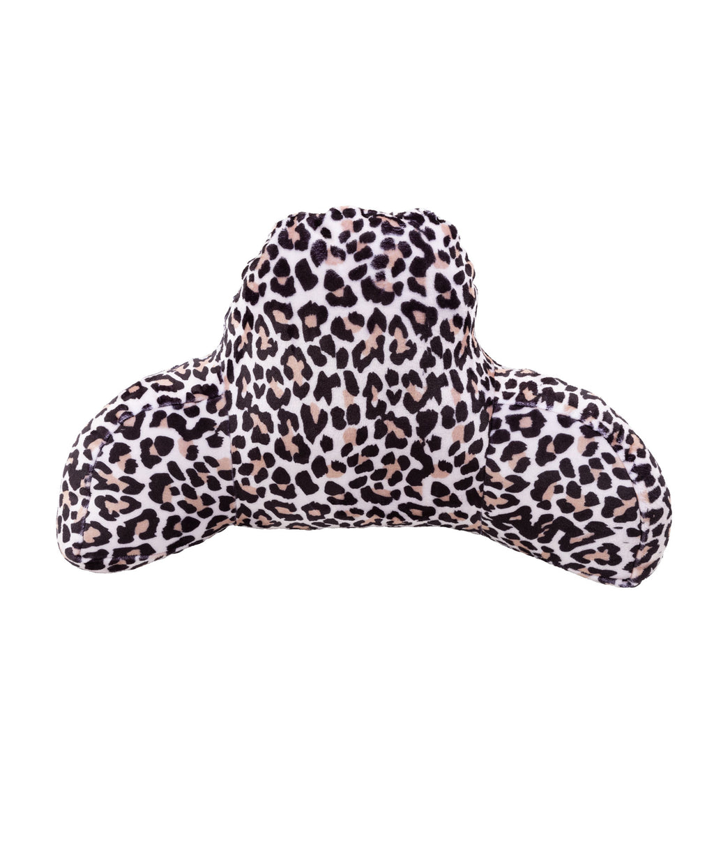 Penelope Wildberry Leopard Chair Pillow