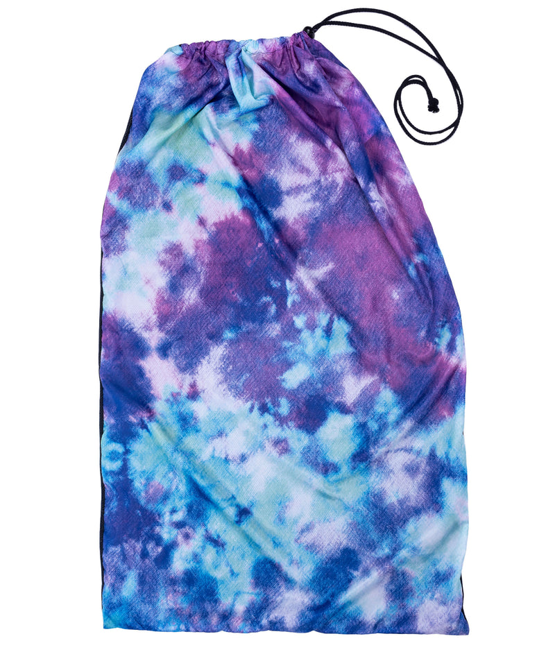 Penelope Wildberry Bleach Tie-Dye Laundry Bag
