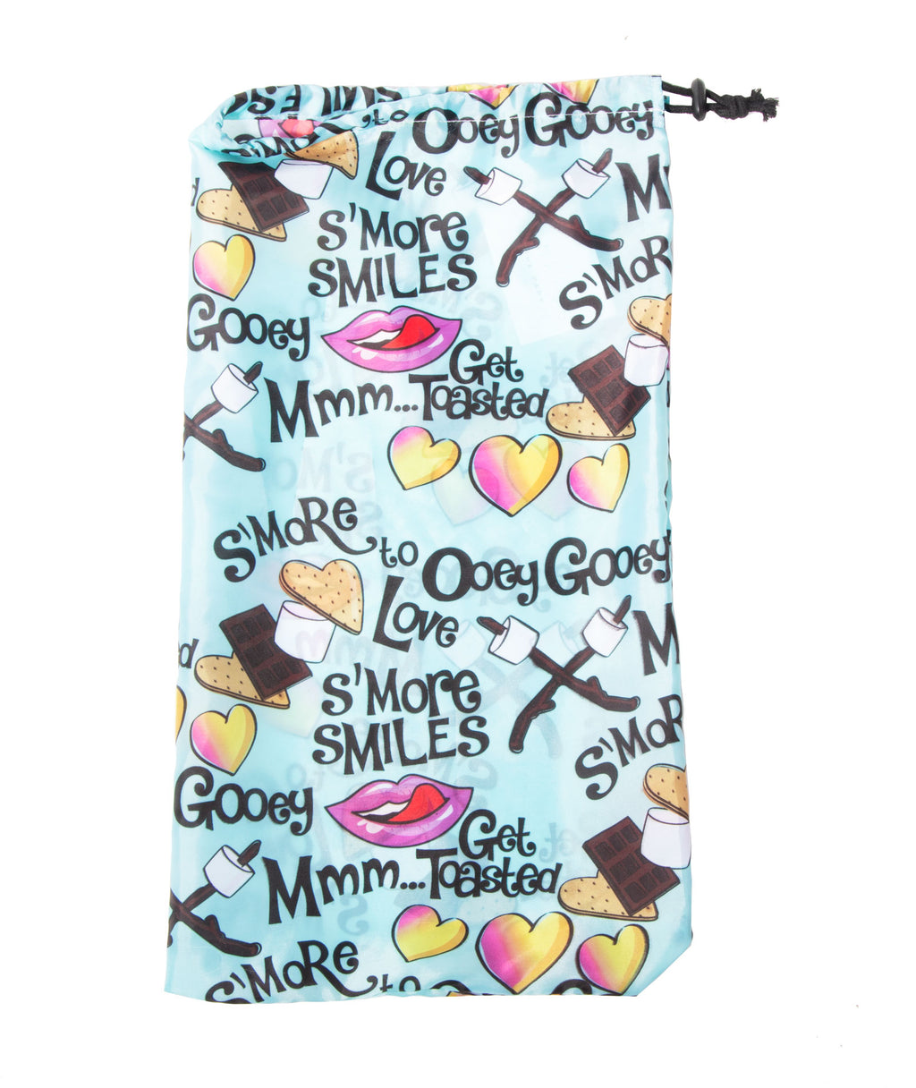 S'more Smiles Laundry Bag