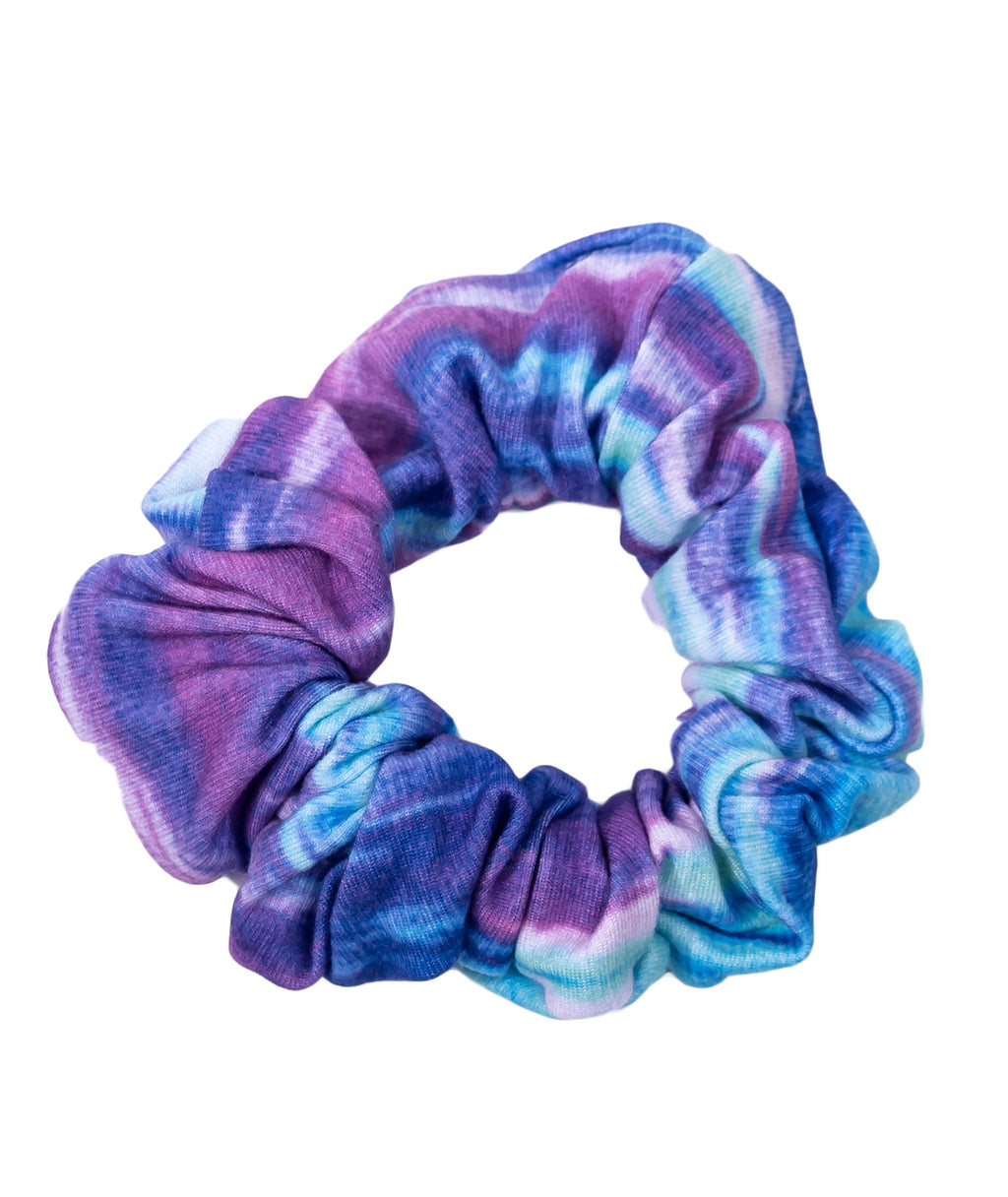Penelope Wildberry Bleach Tie-Dye Scrunchie