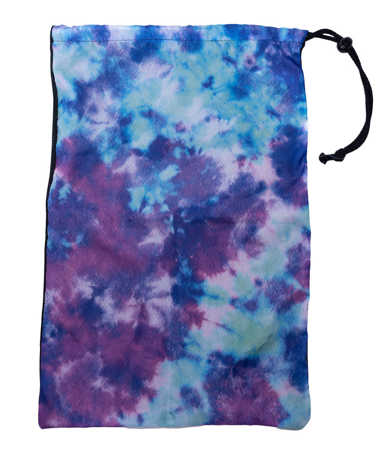 Penelope Wildberry Bleach Tie-Dye Sock Bag