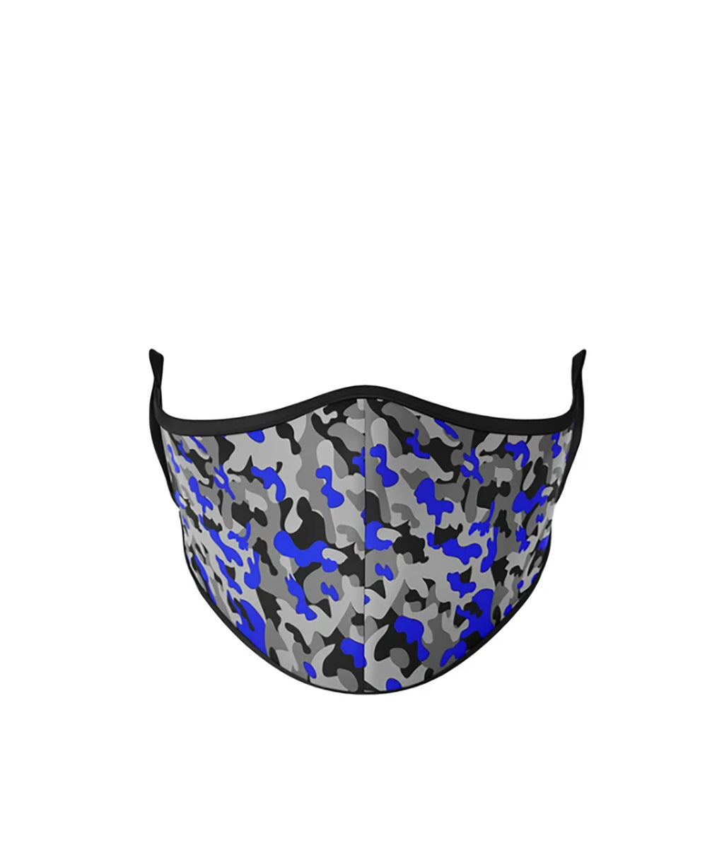 Penelope Wildberry Blue Camo - IN-STOCK