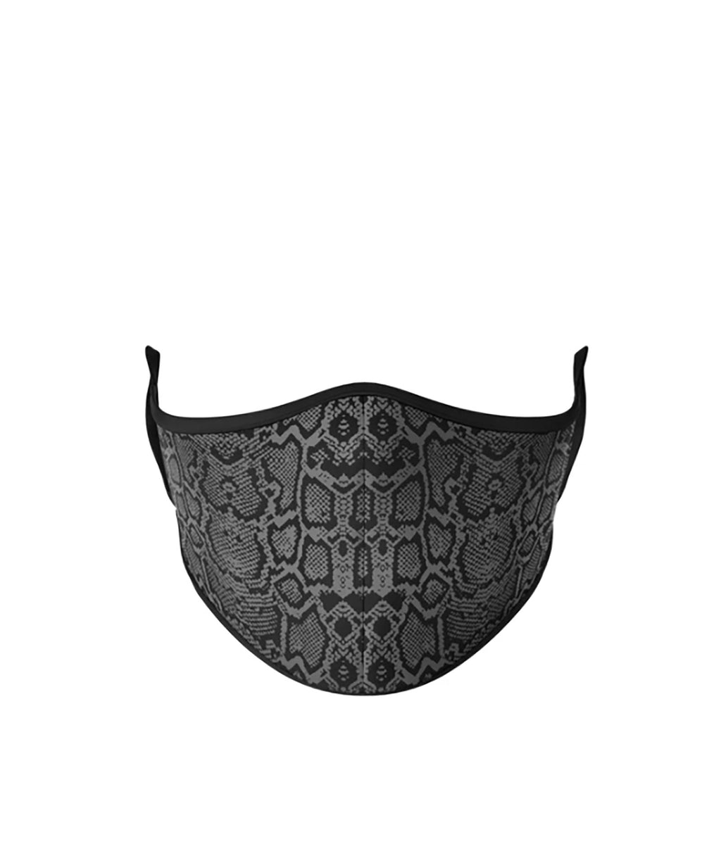 Penelope Wildberry Grey Snake Mask - IN-STOCK