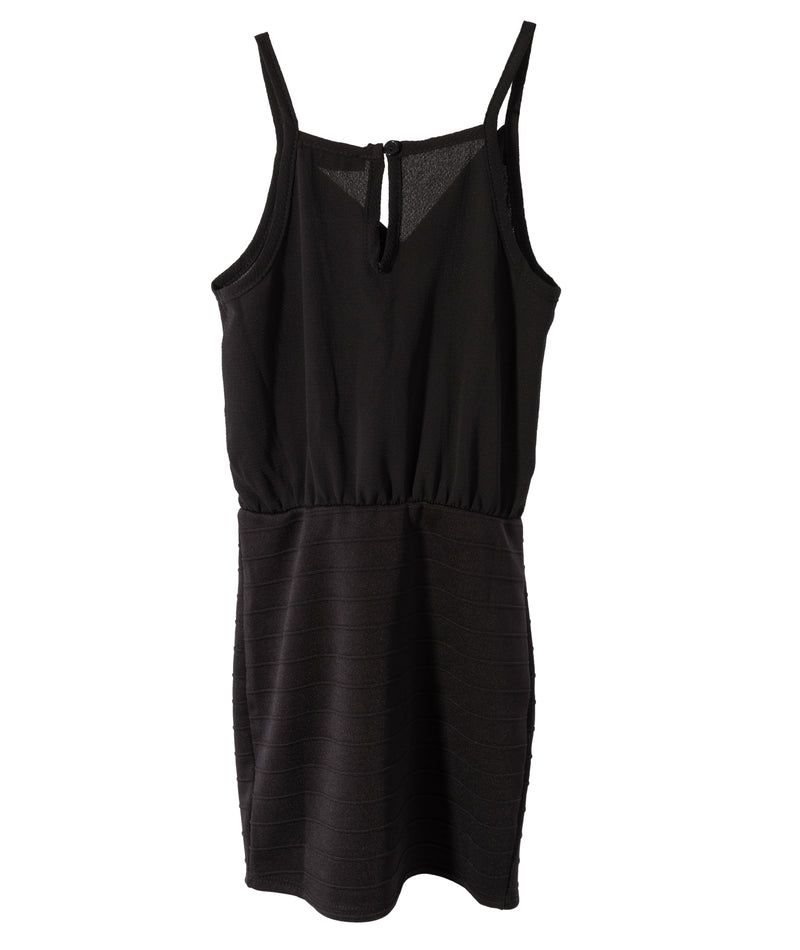 Pinc Premium Girls Black Dress