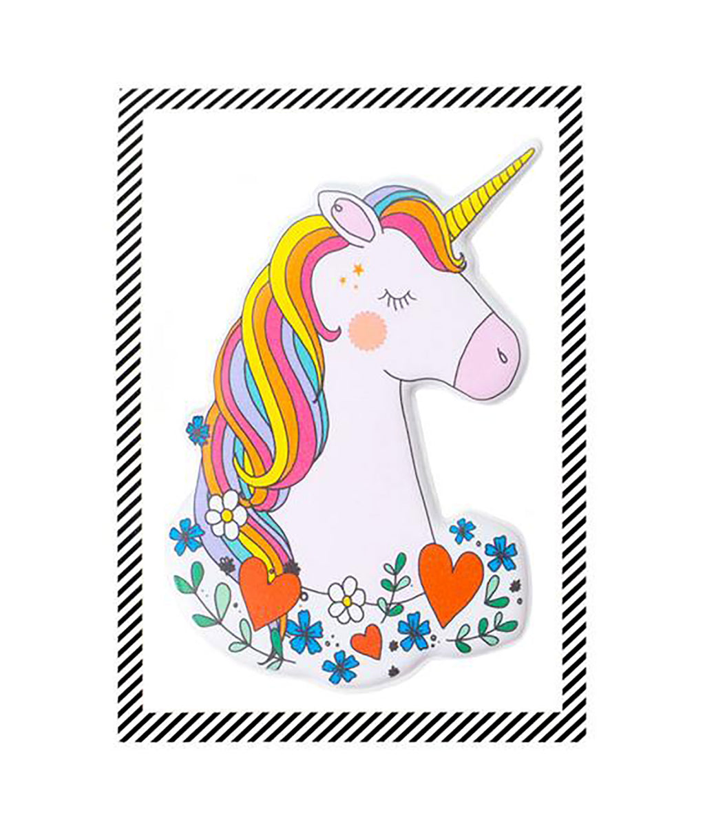 Pipsticks Unicorn Puff Sticker Sheet
