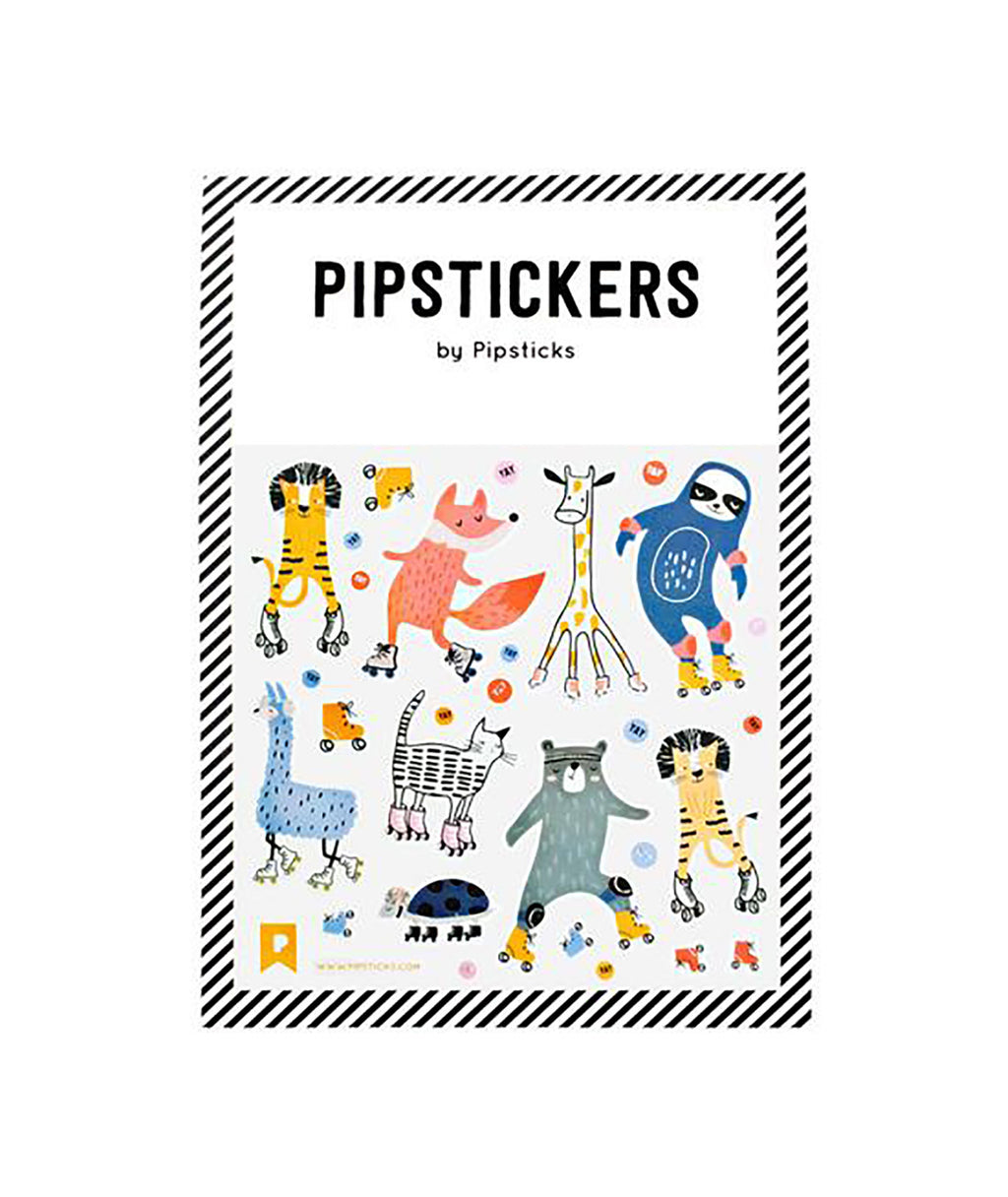 Pipsticks Rad Rollers Sticker Sheet