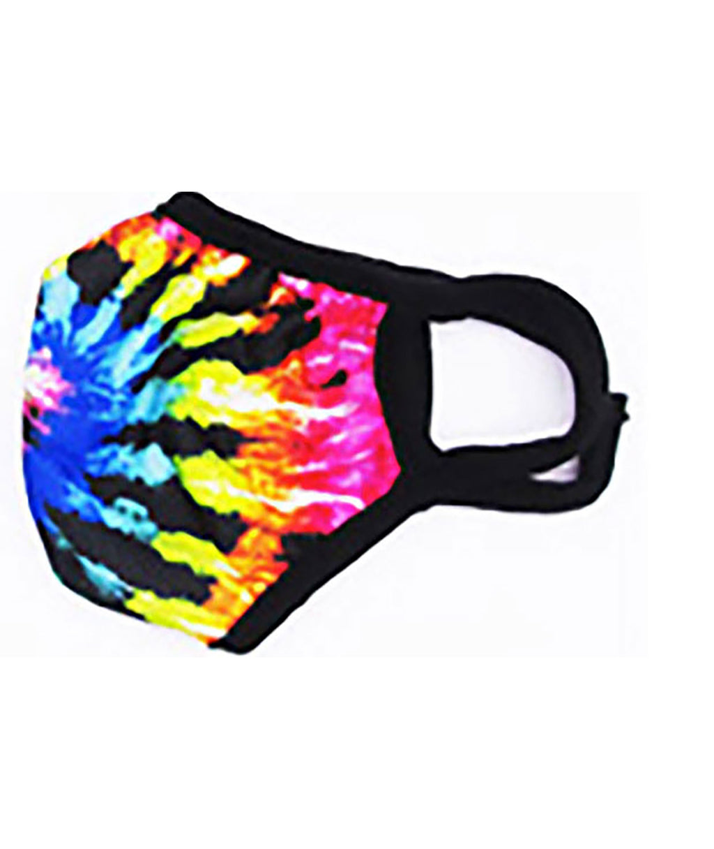Confetti and Friends Adult Tie-Dye Masks
