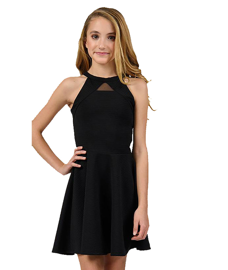 Sally Miller Morgan Black Dress