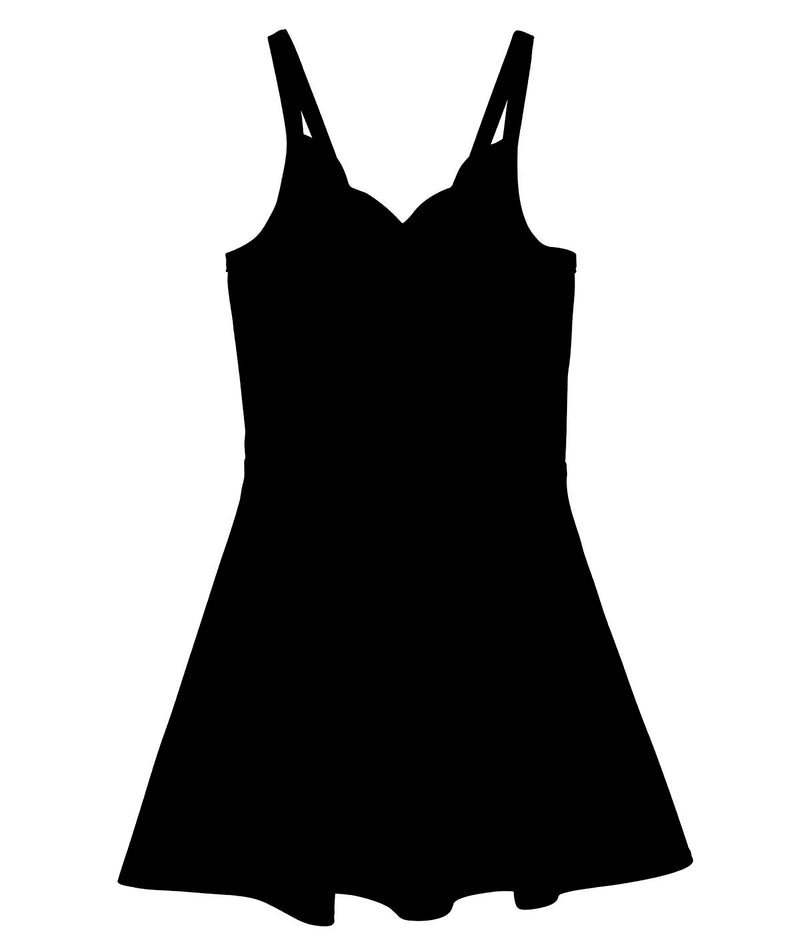 Sally Miller Girls Laynie Dress Black