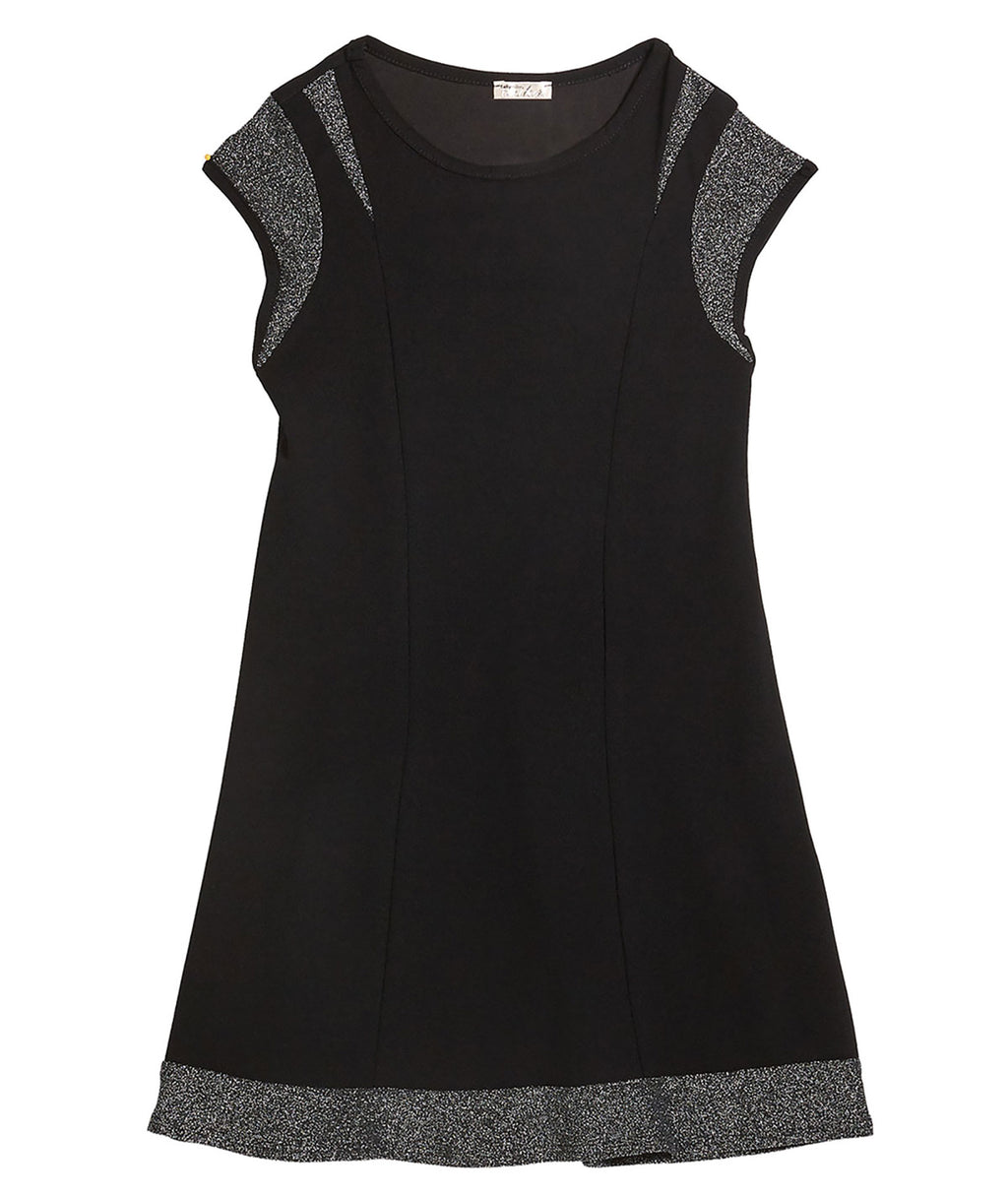 Sally Miller Girls Demi Black Dress