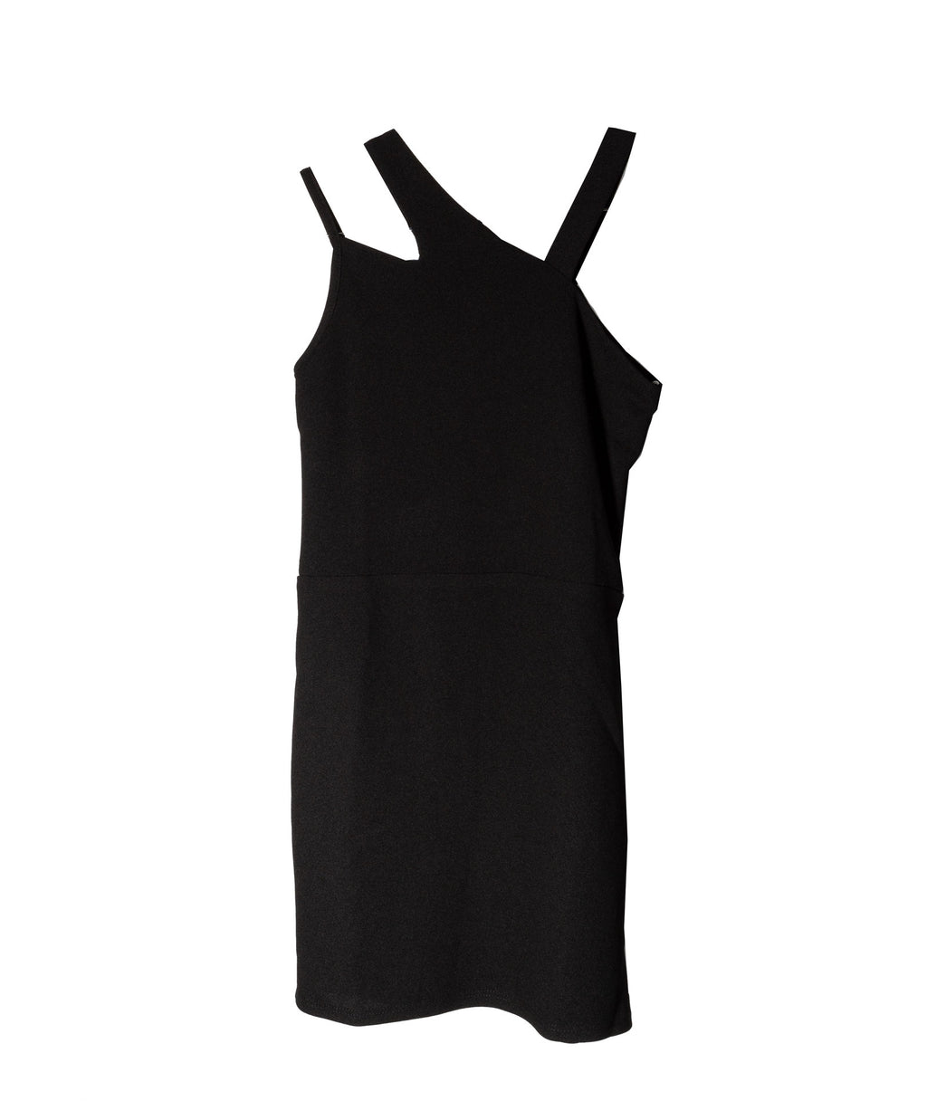 Sally Miller Girls Hayley Black Dress