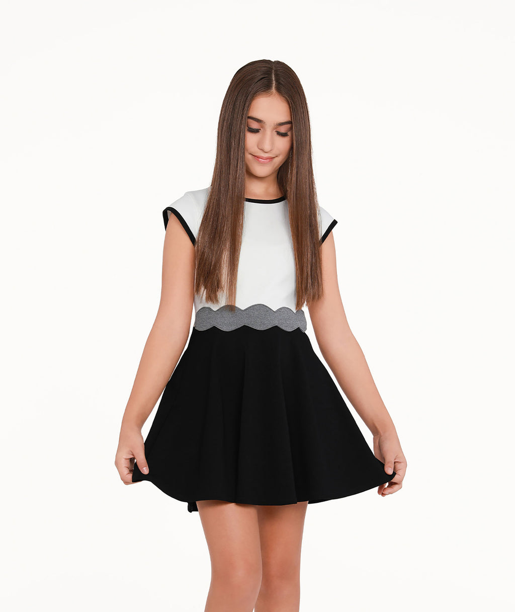 Sally Miller Girls Shelby Dress